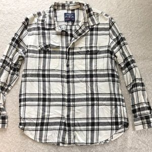 American Eagle Mens Flannel